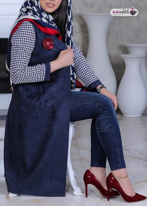 مدل مانتوهای زمستانه ایرانی
