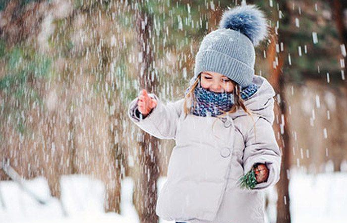نکاتی برای افزایش ایمنی کودکان در فصل زمستان