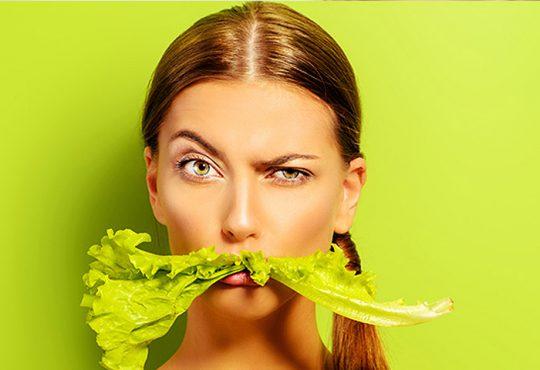 ماسک کاهو ضدالتهاب،ضد خشکی پوست