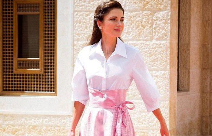جنجال بر سر لباسهای گرانقیمت ملکه اردن