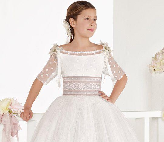 مدل لباس عروس برای دختربچه ها