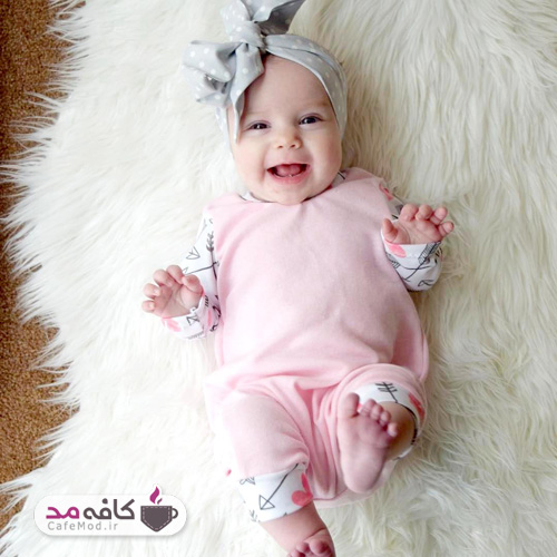 راهنمای انتخاب لباس نوزادی دخترانه