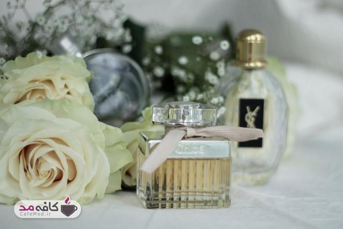 پخش و ماندگاری بوی عطر