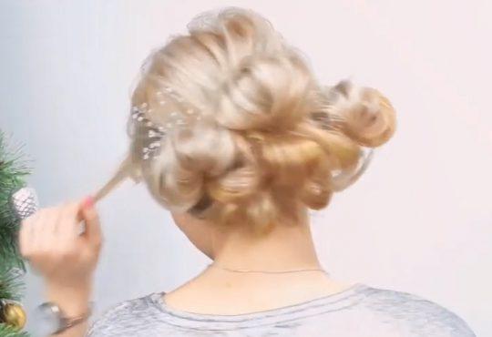 فیلم آموزش بافت موی لوله ای
