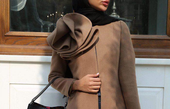 مدل مانتو زمستانه ایرانی Shahrzad