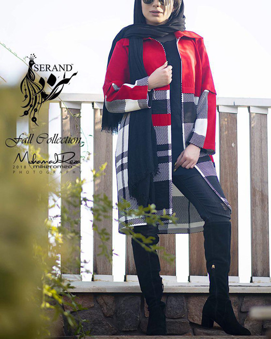 مدل مانتوهای ایرانی