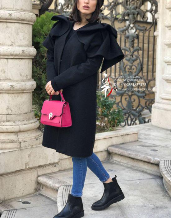 مدل مانتو زمستانه ایرانی