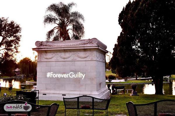 گوچی مهمانهای معروفش را به قبرستان برد