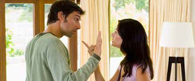 شک و بدبینی همسران