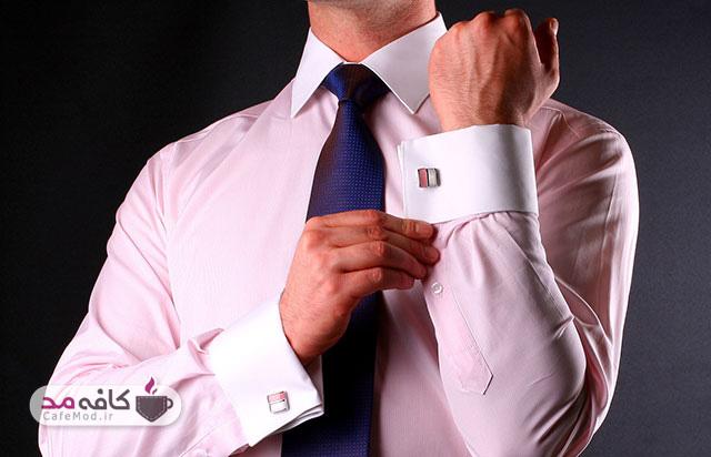 سرآستین در پیراهن مردانه