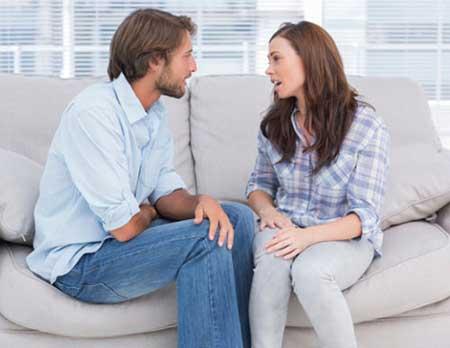 چگونه در مورد مسائل جنسی با همسرمان حرف بزنیم؟