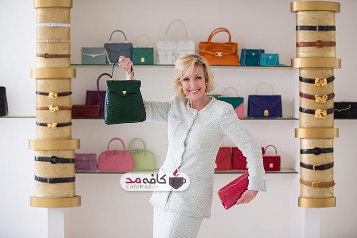 برندهای لوکس کیف در دنیا