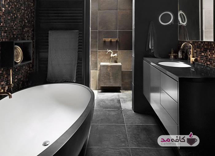 مدل حمام شیک