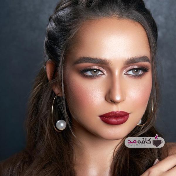 مدل آرایش زیبا و جدید