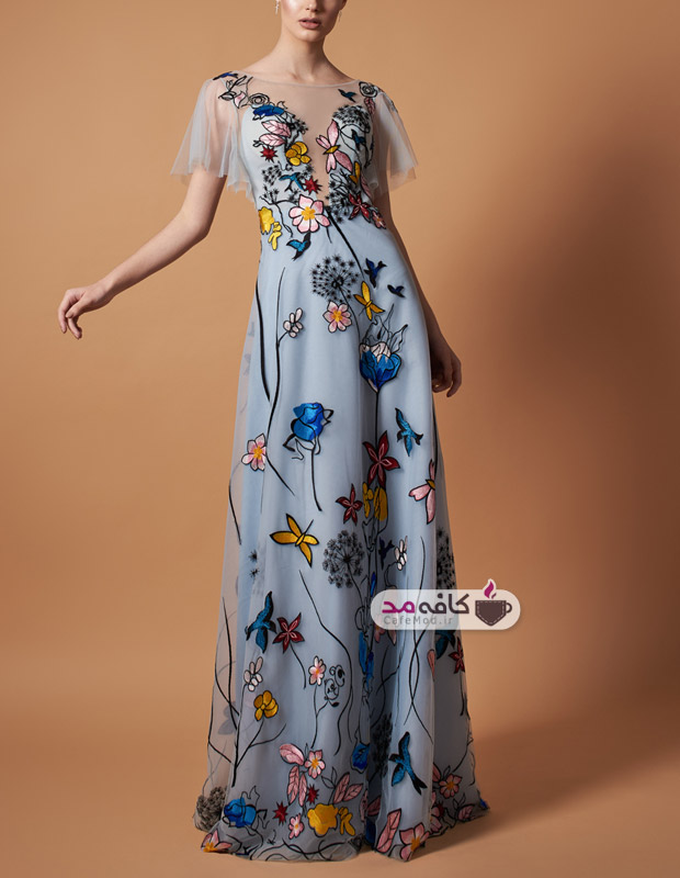 مدل لباس مجلسی 2019