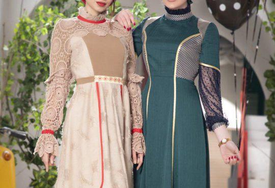 مدل لباس زنانه بهاره برند ایرانی