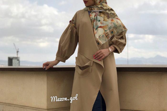 مدل مانتو بهار 98