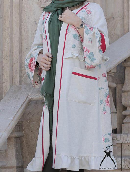 مدل مانتو ایرانی عید 98