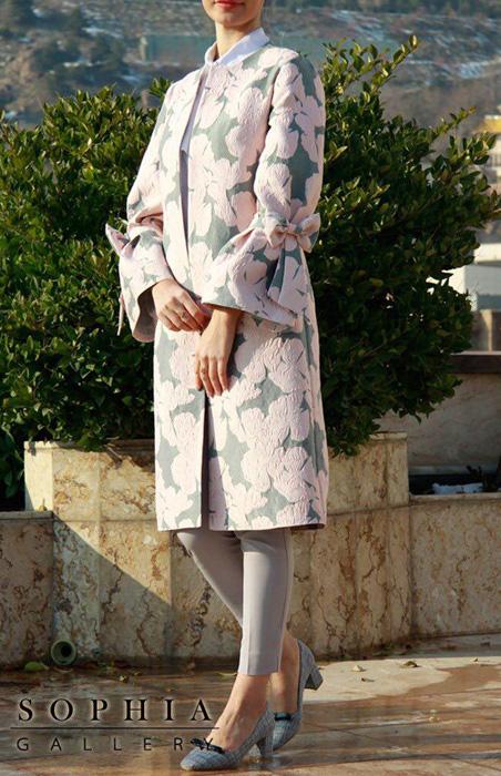مدل مانتو مجلسی دخترانه عید 98-2019