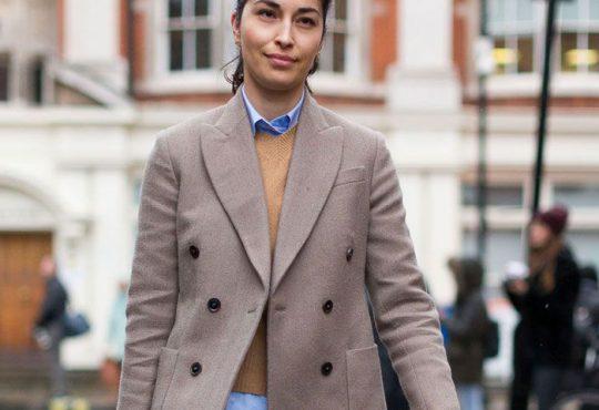 استایل زنانه به سبک مردانه را با این لباس ها بسازید