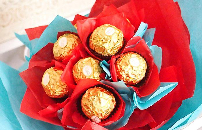 آموزش ایده ای شکلاتی برای ولنتاین