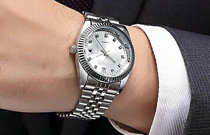نکاتی برای نگهداری از ساعت نقره