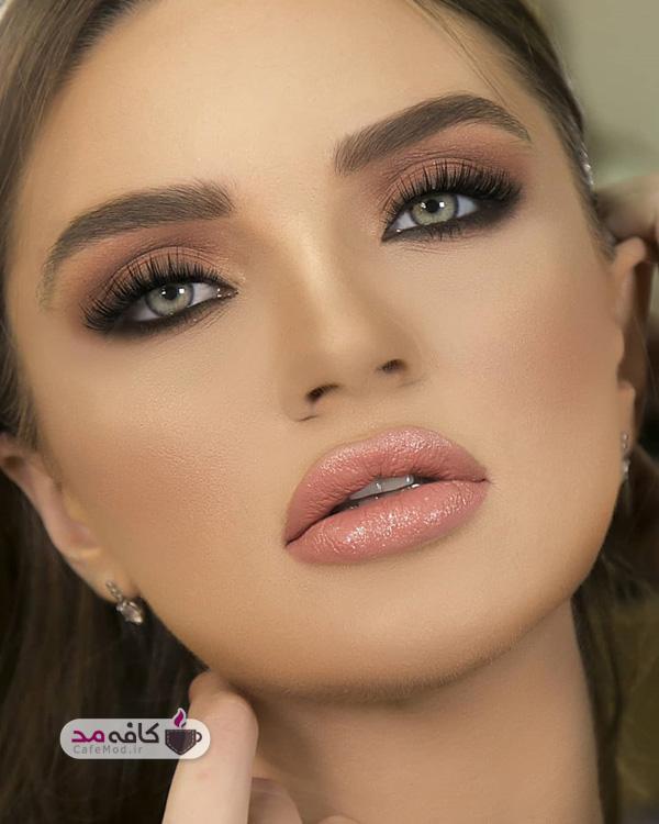مدل آرایش های زیبا و مجلسی