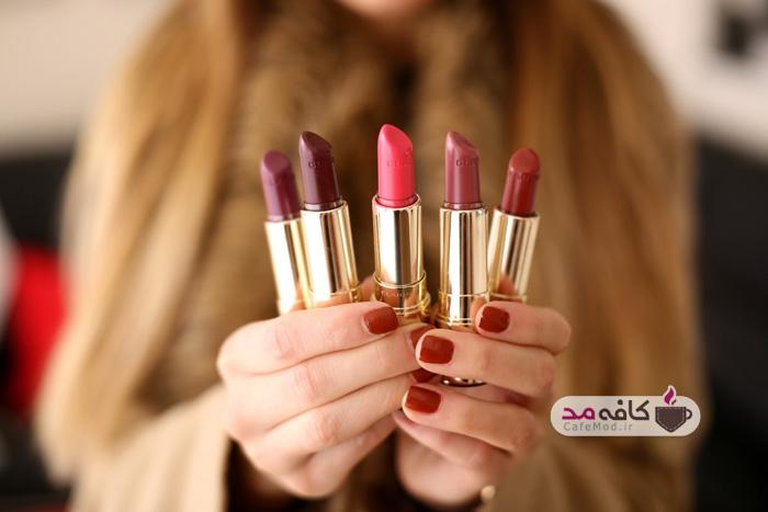 بهترین برندهای رژ لب در ایران کدامند؟
