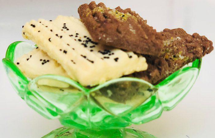 طرز تهیه شیرینی چرخی مخصوص عید