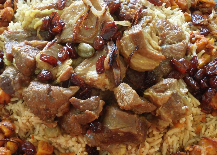 طرز پخت گبولی گوشت