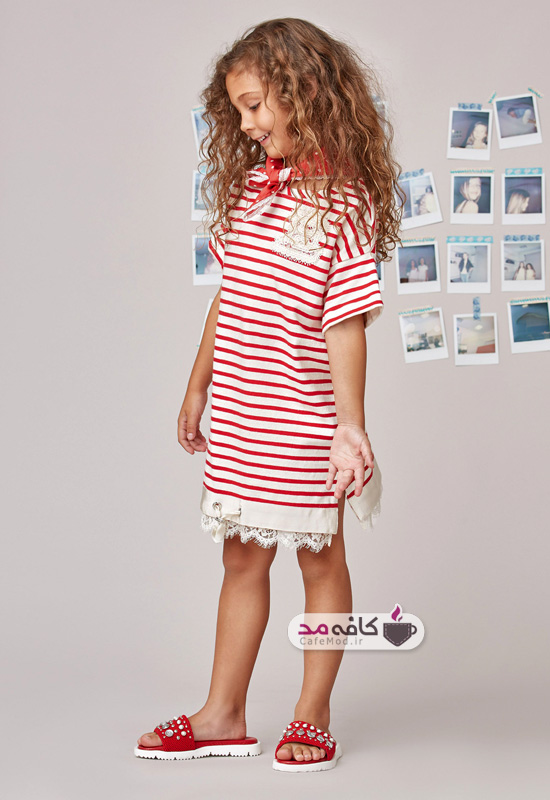 مدل لباس مجلسی و اسپرت دخترانه
