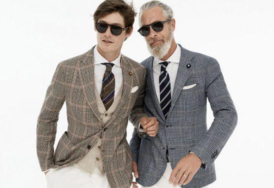 لباس بهاره و تابستانه مردانه