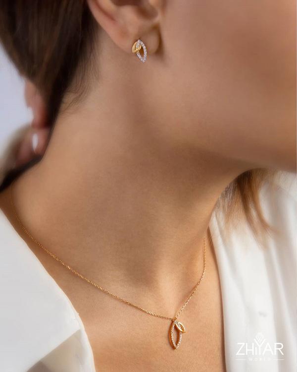 مدل زیورآلات طلا و جواهر