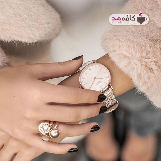 مدل ساعت و زیورآلات