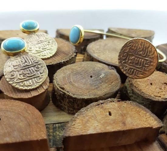 مدل زیورآلات دستساز هنرمندان ایرانی