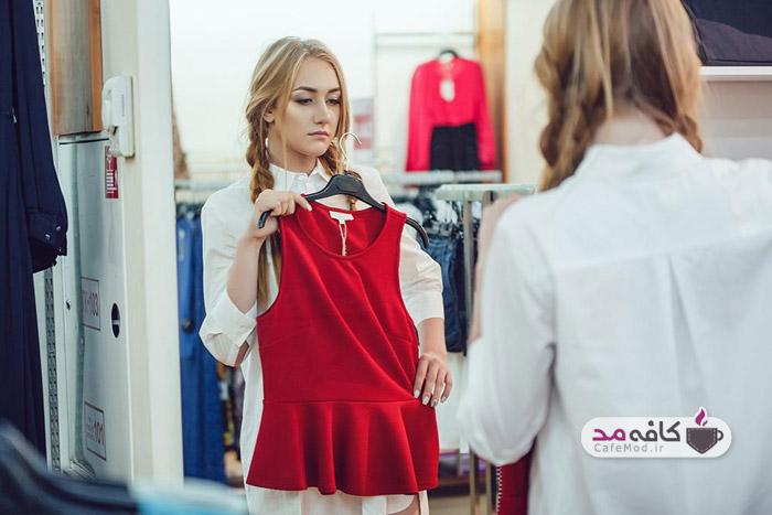 سایزبندی لباس های زنانه در آمریکا و اروپا