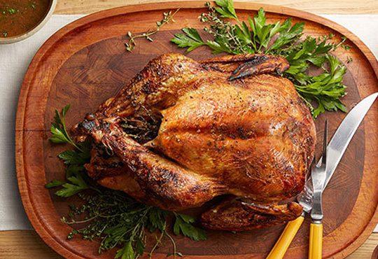آموزش تهیه مرغ شکم پر بدون فر