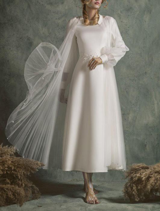 جدیدترین مدل لباس عروس سال 98