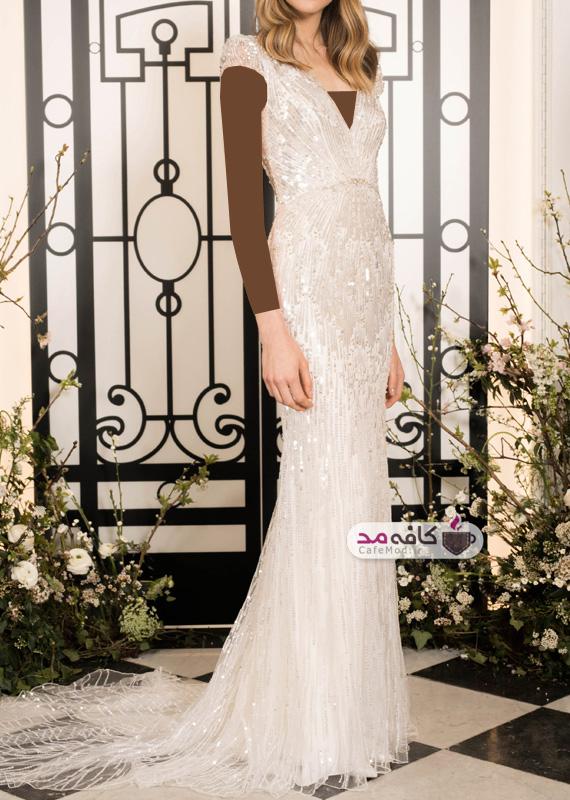 جدیدترین مدل لباس عروس 2019
