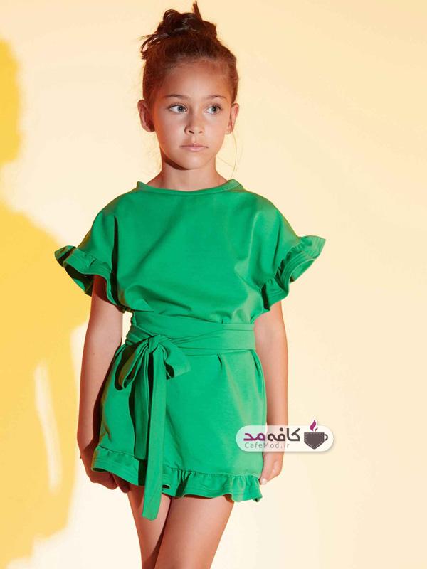 مدل لباس های دخترانه جدید