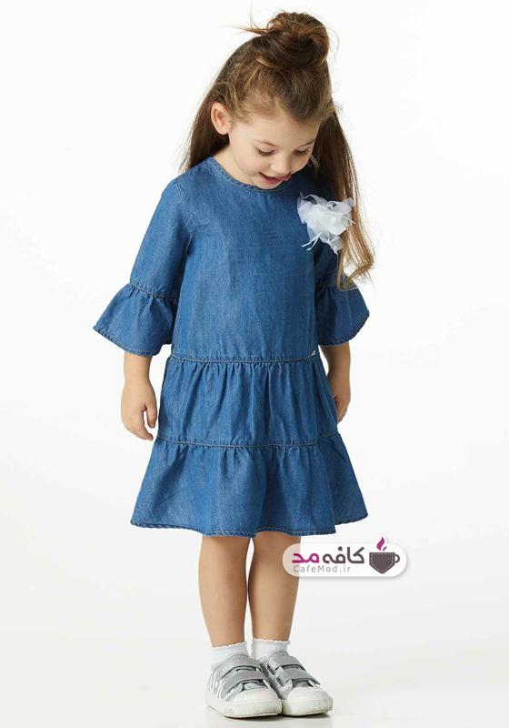 مدل لباس تابستانه دخترانه
