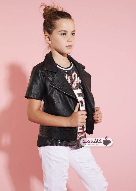 مدل لباس اسپرت دخترانه