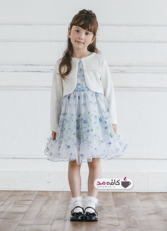 مدل لباس دخترانه ساده و شیک