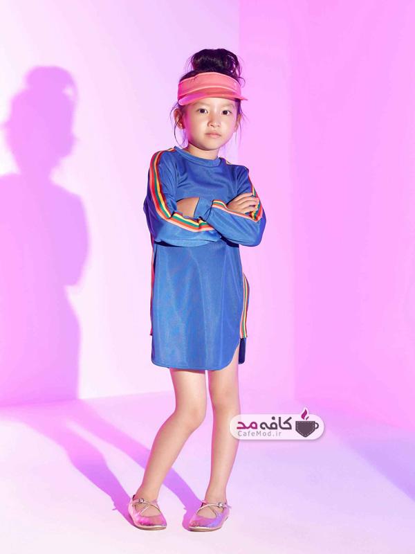 مدل لباس دخترانه فشن