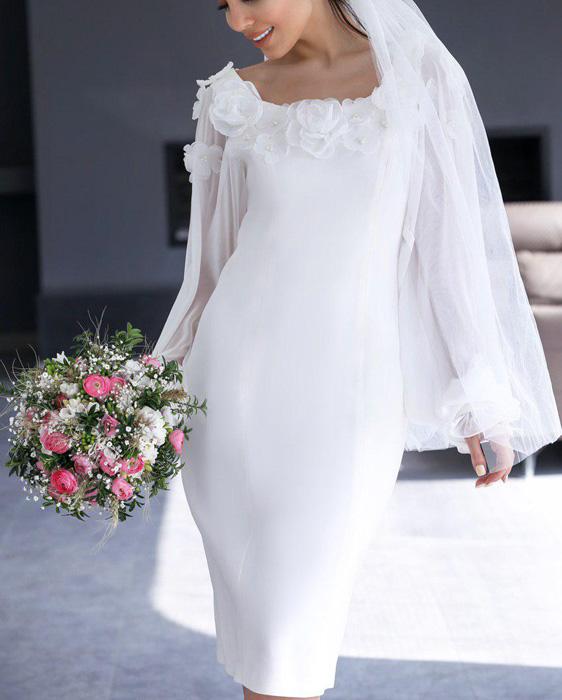 مدل لباس مجلسی و عروس