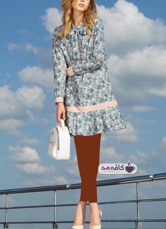 مدل لباس بهار و تابستان زنانه