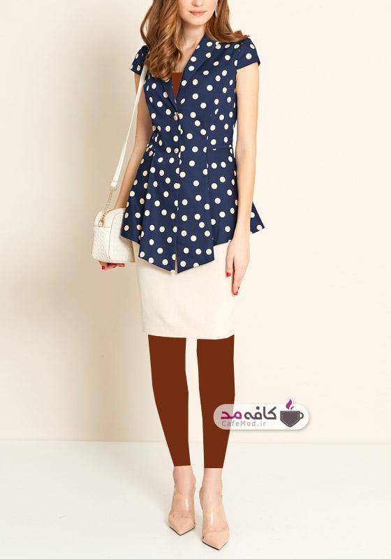 مدل لباس زنانه تابستانه
