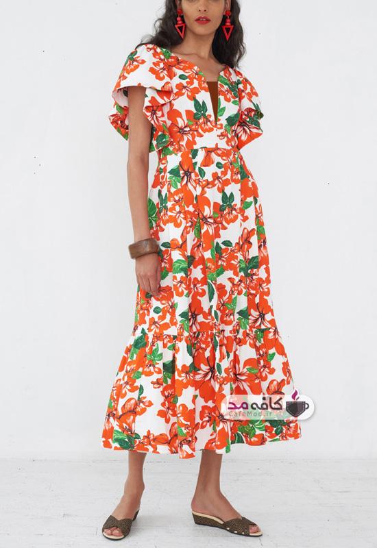 مدل لباس تابستانه زنانه