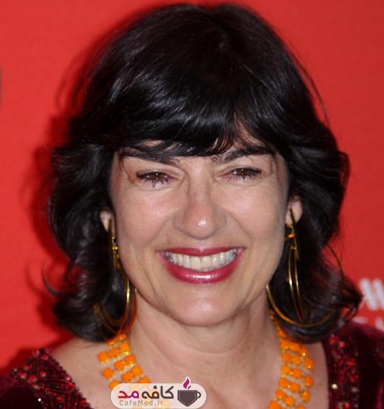 کریستین امان پور