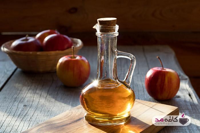 سرکه سیب برای آکنه